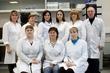 The test-expert center of monitoring of quality and safety of food production of VNIIMP